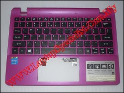 Acer Aspire E3-111 Palm Rest With Keyboard