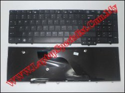 HP Compaq 8540P New US Keyboard without Trackpoint