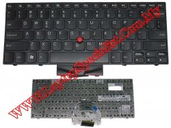 Lenovo Edge 11 New US Keyboard FRU 60Y9899