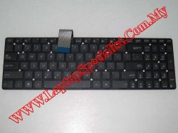 Asus A55/K55 New US Keyboard 0KNB0-6121US00