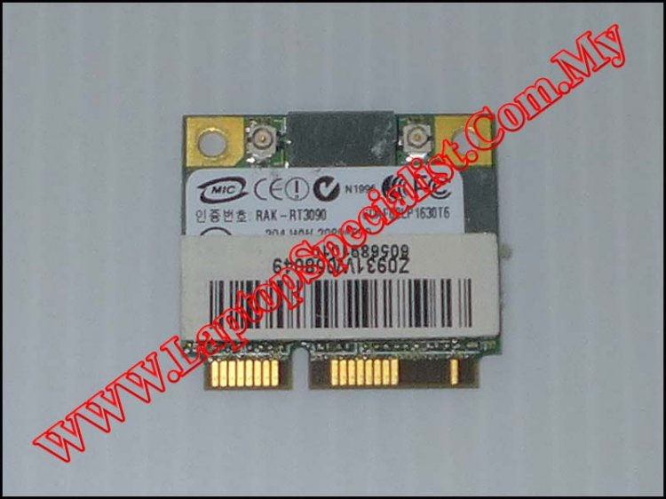 MSI X410x Wifi Module - Click Image to Close