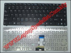 Asus U36 New US Black Keyboard