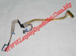 "Dell Latitude D520 15"" LCD Cable DP/N MG043 DD0DM5LC203"
