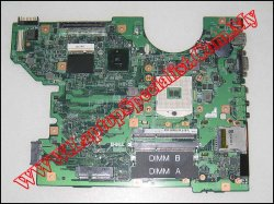 Dell Latitude E5510 Intel HM55 UMA Mainboard DP/N 1X4WG