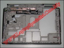 Dell Studio 1435 Mainboard Bottom Case