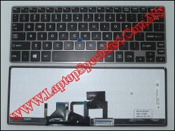 Toshiba Portege Z30 New US Keyboard with Backlight
