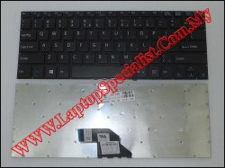 Sony Vaio SVF142 New US Black Keyboard