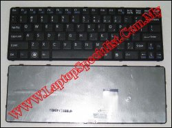 Sony Vaio SVE11 New US Black Keyboard 149036311US