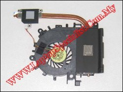 Acer Aspire 4250 New Heat Sink With Fan