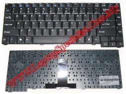Clevo M540 New US Keyboard