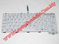 Fujitsu LifeBook P1510/P1610/P1620 New US Keyboard