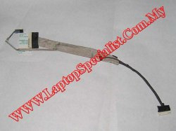 Acer Aspire 4730/eMachine D520 DC02000J500 LCD Cable