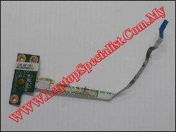Dell Inspiron N4010 On/Off Switch Board