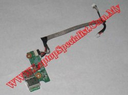 HP Pavilion dv6000 DC Board 34AT8DB0025