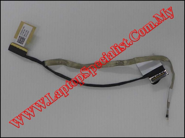 Dell Inspiron 13Z-5323 LED Cable DP/N F3W2Y - Click Image to Close