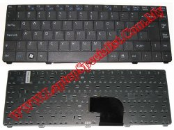 Sony Vaio VGN-C Black New US Keyboard
