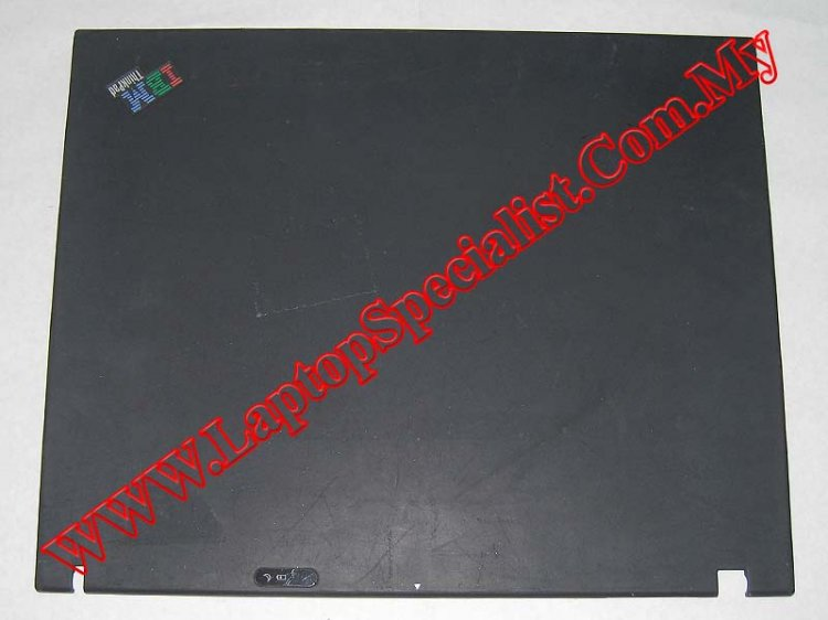 IBM Thinkpad T40/T41/T42/T43 LCD Rear Case 13R2568 - Click Image to Close