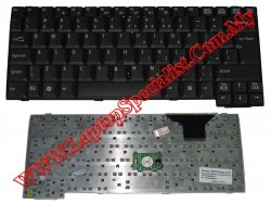 Fujitsu LifeBook T2010 New Black US Keyboard(Trackpoint)