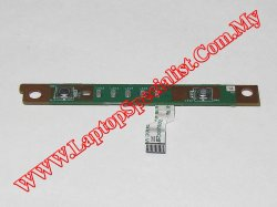 Dell XPS M1530 On/Off Switch Board