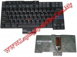 IBM Thinkpad T30 New US Keyboard 08K4699