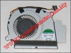 Acer-Aspire S5-391 CPU Cooling Fan