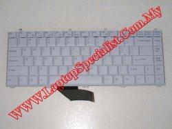 Sony Vaio VGN-FS New White US Keyboard 147915321