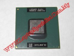 Intel® Celeron® Processors - M 2.0 GHz SL6VJ 400MHz 256KB