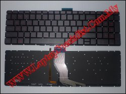 HP Pavilion 15-AN New US Keyboard with Backlight