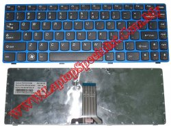 Lenovo Ideapad Z470 New Blue US Keyboard 25-013086