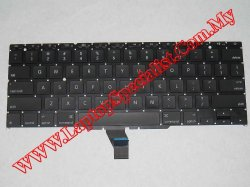 Apple Macbook Air A1370/A1465 New US Keyboard Year 2011 above