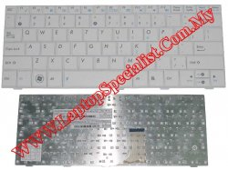 Asus EeePC 1005HA White New US Keyboard 04GOA191KUS10-2