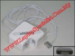 Apple A1436 Magsafe2 14.85V 3.05A 45W Power Adapter