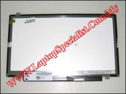 "14.0"" HD Glossy LED Slim Screen BOE HB140WX1-500 (New)"