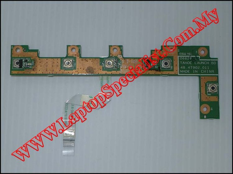 Acer Aspire 4920 Launch Board - Click Image to Close