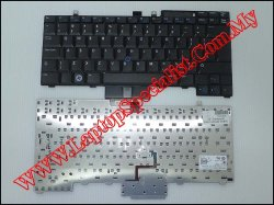 Dell Latitude E5400/E6400 New US Keyboard DP/N : UK717