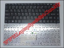MSI CR420 New Multi Language Black Keyboard