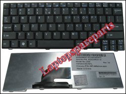 Acer Aspire One A150/D150/D250 Black New US Keyboard