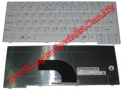 Acer Aspire 2920/6291/6292 White New US Keyboard