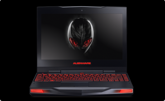 Dell Alienware M11x Parts